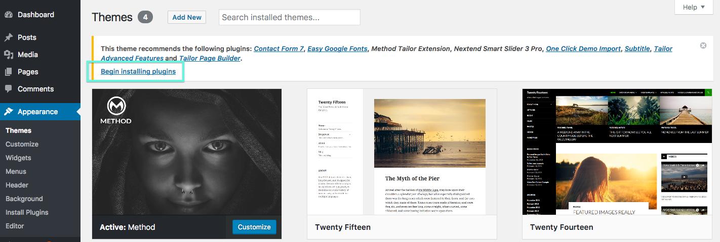 Documentation Method - WordPress Theme - by PixelGrapes.