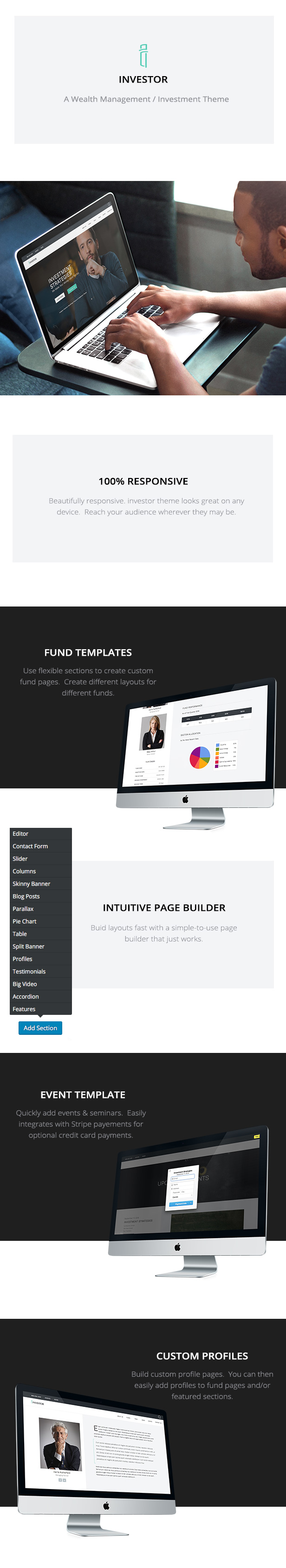 Investor - Wealth Management Theme - 1